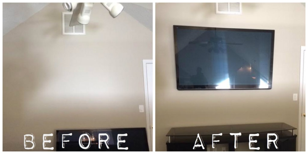 tv mouting and installation services